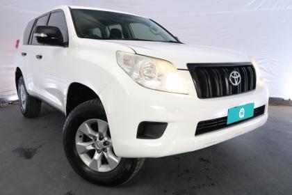 2012 Toyota Landcruiser PRADO GX