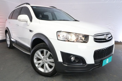 2015 Holden Captiva 7 LT