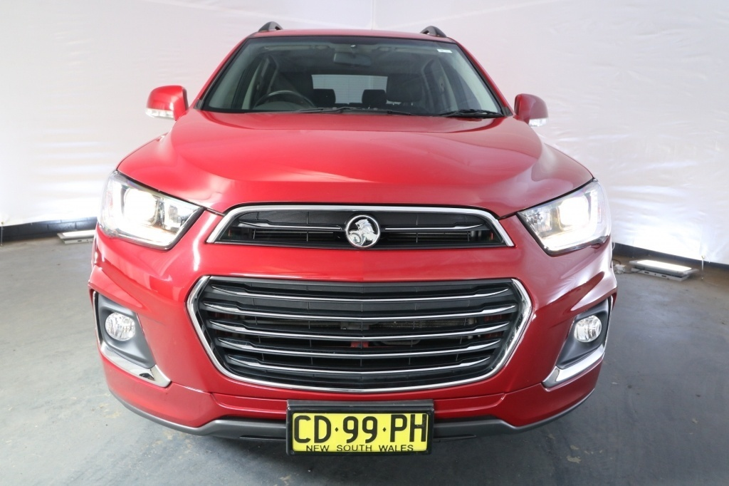 2016 Holden Captiva 7 LT