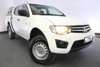 2010 Mitsubishi Triton GLX