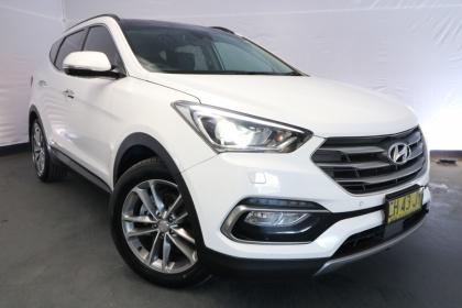 2016 Hyundai Santa Fe HIGHLANDER CRDi