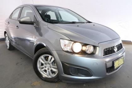 2015 Holden Barina CD