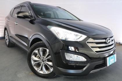 2014 Hyundai Santa Fe HIGHLANDER CRDi