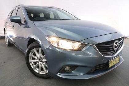 2014 Mazda 6 TOURING