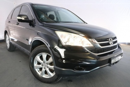 2012 Honda CR-V LUXURY