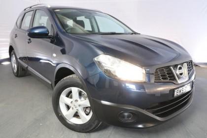 2011 Nissan Dualis +2 ST