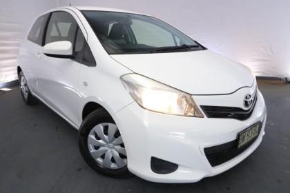 2013 Toyota Yaris YR