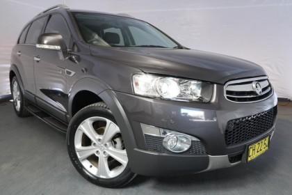 2013 Holden Captiva 7 LX