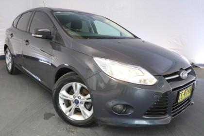 2015 Ford Focus TREND